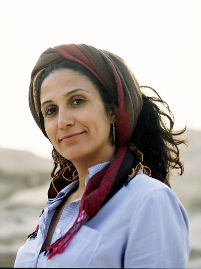 The Palestinian filmmaker and screenwriter was born as one of nine children and grew up in the Jalazone refugee camp near Ramallah in the occupied West Bank. She first worked for the Palestinian Ministry of Culture before being accepted at Egypt's Higher Institute of Cinema in Cairo. Samaher is one of the emerging voices in Arab documentary filmmaking: her work explores the changing roles of women and opposition artists in the Middle East (photo: Karim El Hakim)