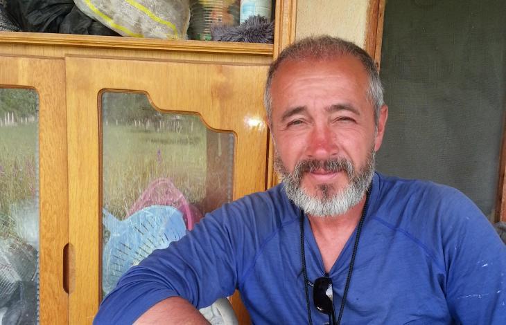 Sedat Cakir (photo: Marian Brehmer)
