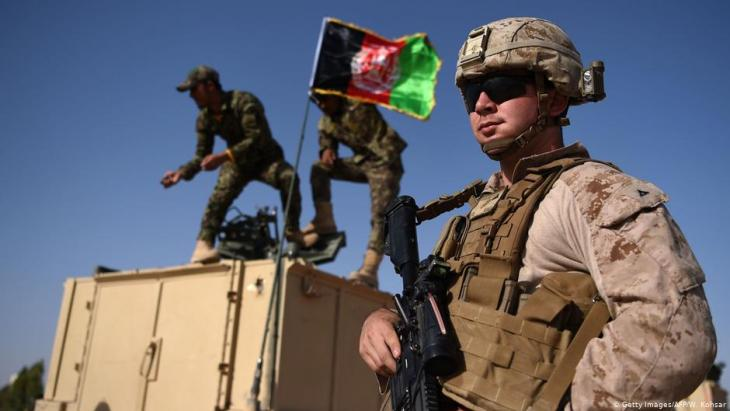 Afghanistan conflict, U.S. army (photo: Getty Images/AFP/W.Kohsar)
