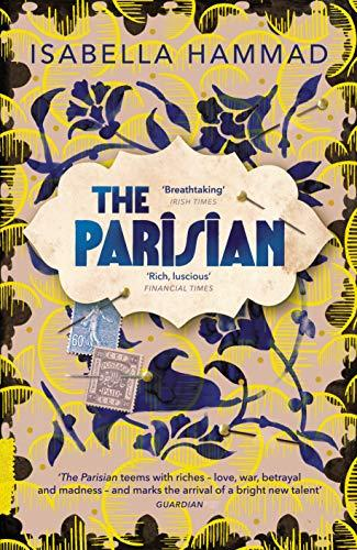 """Cover of Isabella Hammad's """"The Parisian"""" (published by Jonathan Cape)"""