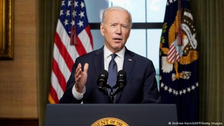 President of the United States Joe Biden (photo: Andrew Harnik/AFP/Getty Images)