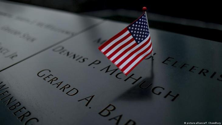 The National September 11 Memorial & Museum (also known as the 9/11 Memorial & Museum) is a memorial and museum in New York City commemorating the September 11, 2001 attacks, which killed 2,977 people (photo: Turjoy Chowdhury/NurPhoto)
