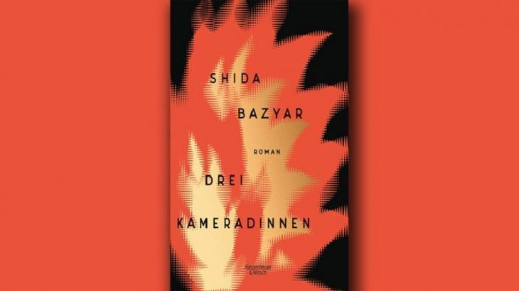 "Cover of Shida Bazyar's novel  ""Drei Kameradinnen"" (photo: Verlag Kiepenheuer und Witsch)"