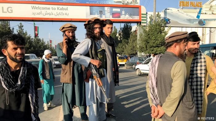The Taliban have taken control in Afghanistan (photo: Reuters)