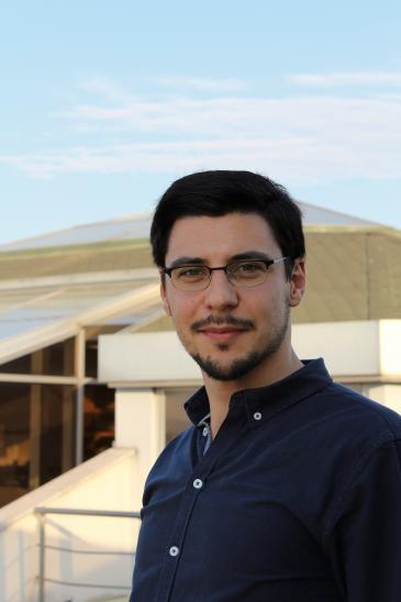 Ali Aslan Gümüsay (photo: Kübra Gümüsay)