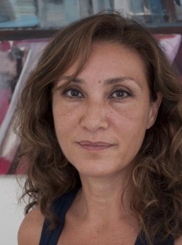 Héla Ammar (photo: Sarah Mersch)