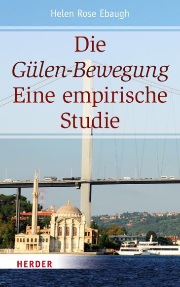 Cover of 'Die Gülen-Bewegung' (publisher: Herder Verlag)