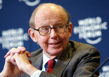 Samuel Huntington at the World Economic Forum (photo: World Economic Forum / Peter Lauth / Creative Commons)