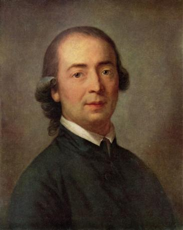 Johann Gottfried Herder in a painting by Anton Graff (source: Gleimhaus Halberstadt/Wikipedia)