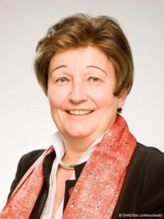 DAAD General secretary Dorothea Rüland (photo: DAAD/ Eric Lichtenscheidt)