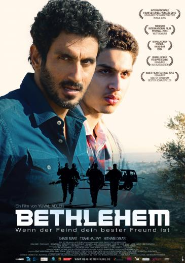 "Film poster for the film ""Bethlehem"""