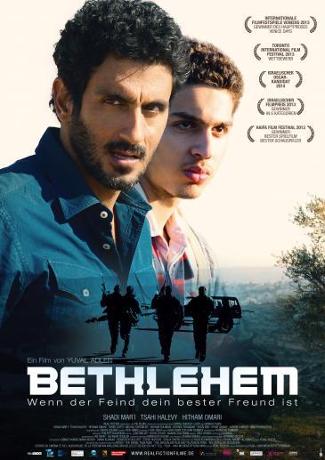 Kino-Filmplakat Bethlehem