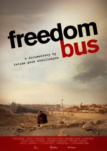 "Poster for the film ""Freedom Bus"" (photo: ifproductions)"