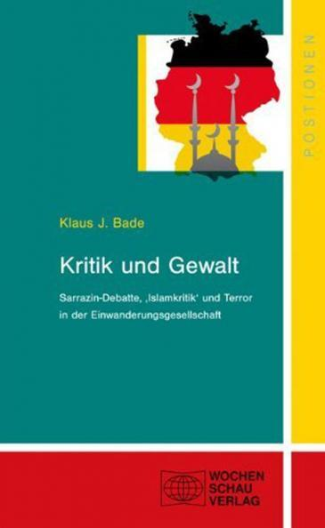 Cover of Klaus J. Bade's book (source: Wochenschau-Verlag)