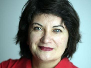 Canan Topçu (photo: Christoph Boeckheler)
