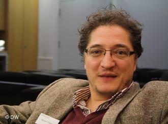 Dr Kerem Öktem (photo: DW)
