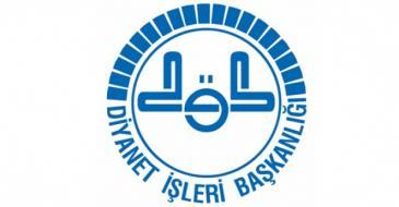 The logo of the Diyanet, Turkey's state-run Directorate General for Religious Affairs