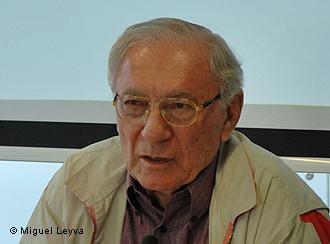 Sadiq J. al-Azm (photo: Miguel Leyva)
