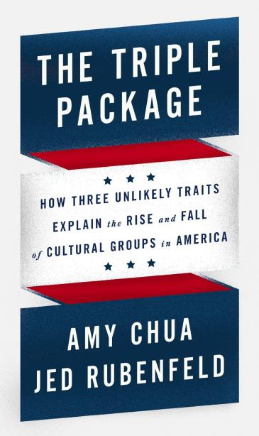 "Cover of Chua and Rubenfeld's book ""The triple package"""