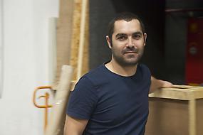 Tammam Azzam (photo: The Ayyam Gallery)
