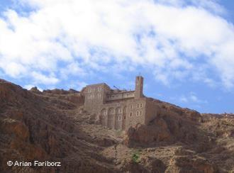 Mar Musa monastery (photo: Arian Fariborz)