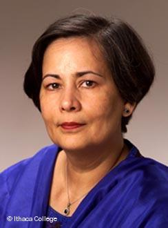 Asma Barlas (photo: Ithaca College)