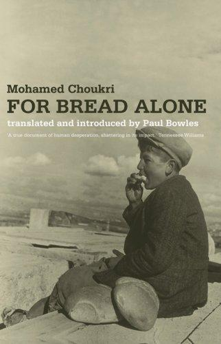 """Cover of the book """"For Bread Alone"""""""