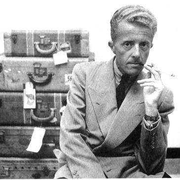 Paul Bowles (photo: Wikipedia)