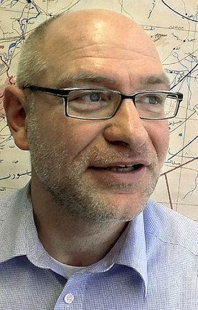 Dr Benno Köpfer (photo: Jannis Hagmann)