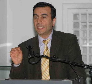 Khaled Hroub (photo: Ibn Rushd Foundation)