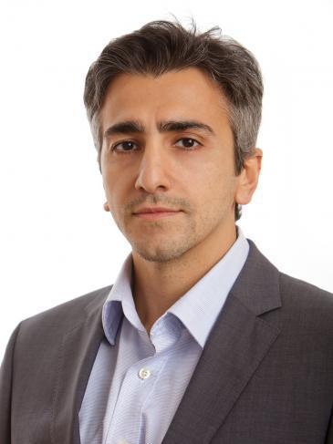 Dr Cemal Karakas (photo: Peace Research Institute Frankfurt (PRIF))