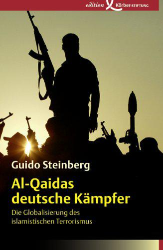 Cover of Guido Steinberg's book on German jihadi fighters (source: Edition Körber Stiftung)