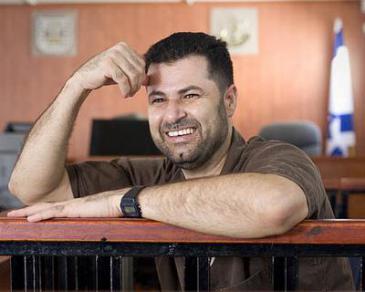 Abdallah Abu Rahma (photo: AP)