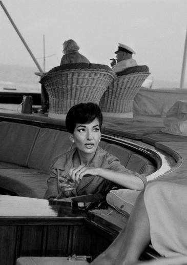 Maria Callas  (photo: © Ara Güler)