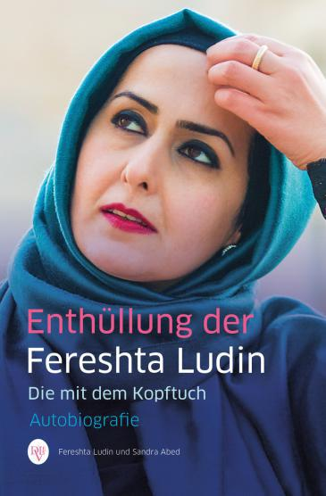 Cover of Fereshta Ludin's autobiography
