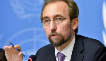 Zeid Ra'ad Al Hussein (photo: UN)