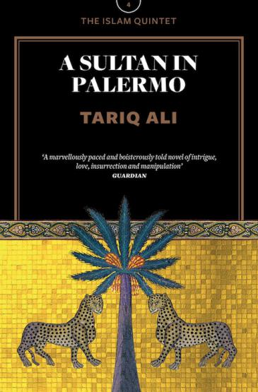 "Cover of ""A Sultan in Palermo"" (source: verso books)"