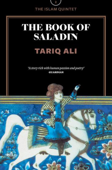 "Cover of ""The Book of Saladin"" (source: verso books)"