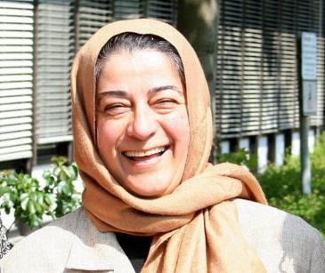 Hamideh Mohagheghi (photo: University of Potsdam)