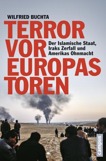 "Cover of Wilfried Buchta's book ""Terror vor Europas Toren"" (source: Campus-Verlag)"