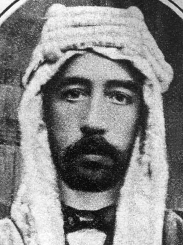 King Faisal I of Iraq (photo: dpa)
