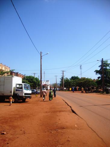 Roadside in Mali (photo: Karim Diarra)