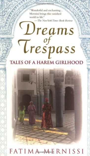 ″Dreams of Trespass – Tales of a Harem Girlhood ″ by Fatima Mernissi (published by Herder)