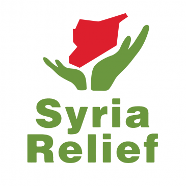 Syria relief logo (source: syriarelief.org.uk)