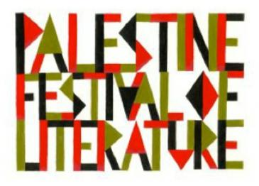 Palestine Festival of Literature logo (source: palfest.org)