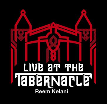 "Cover of ""Reem Kelani: Live at the Tabernacle"" (produced by Fuse Records)"