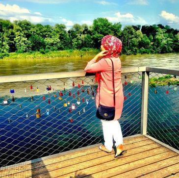 Nour is a kindergarten teacher in Munich (photo: private)