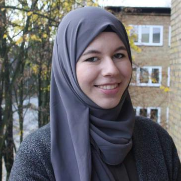 Tugba studies law in Hamburg (photo: private)