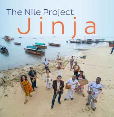 """Cover of The Nile Project's """"Jinja"""" ("""