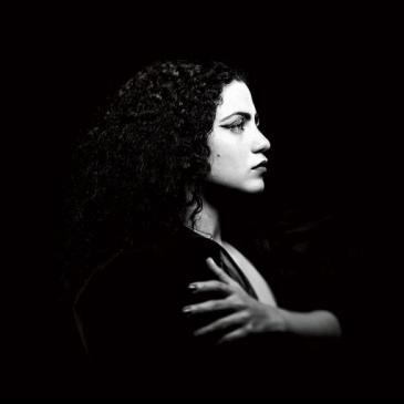 "Cover of ""Ensen"" by Emel Mathlouthi (produced by Partisan Records)"